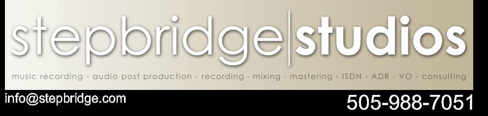 Stepbridge Studios - ADR Stepbridge Stepbridge